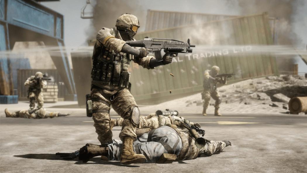 خرید استیم گیفت Battlefield Bad Company 2 اسکرین شات 5