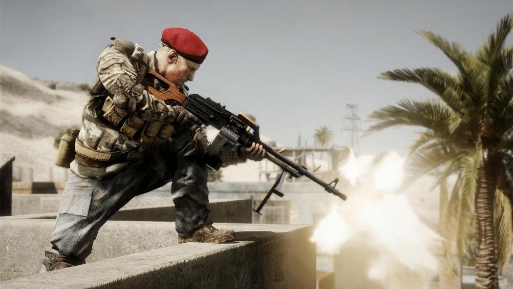 خرید استیم گیفت Battlefield Bad Company 2 اسکرین شات 4