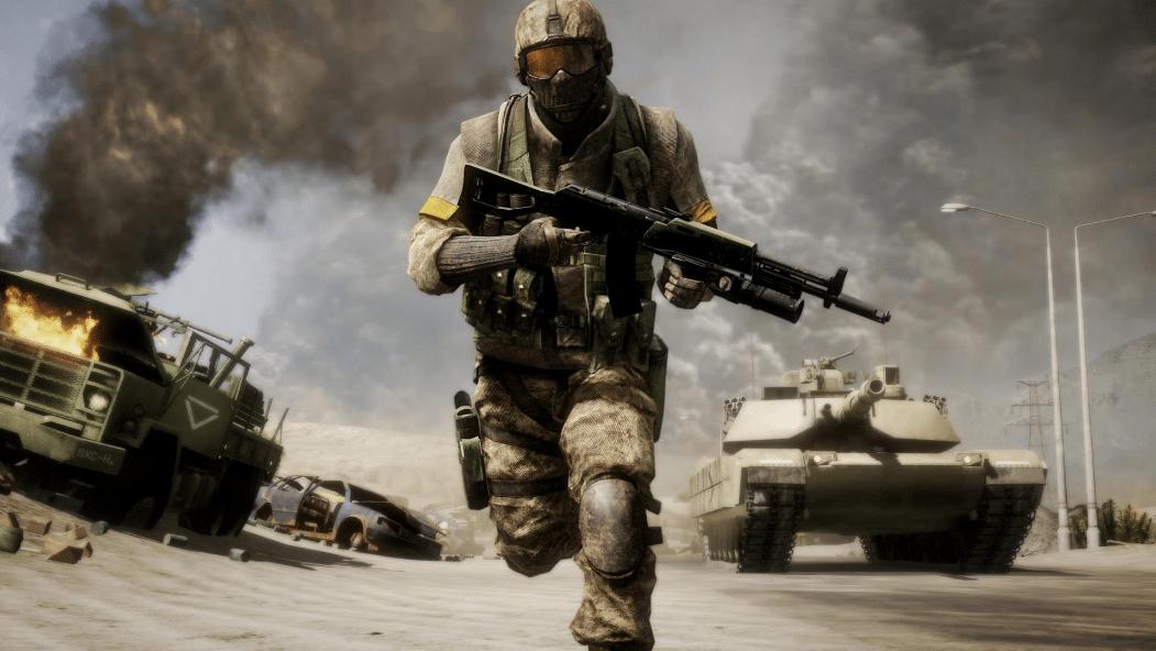 خرید استیم گیفت Battlefield Bad Company 2 اسکرین شات 3