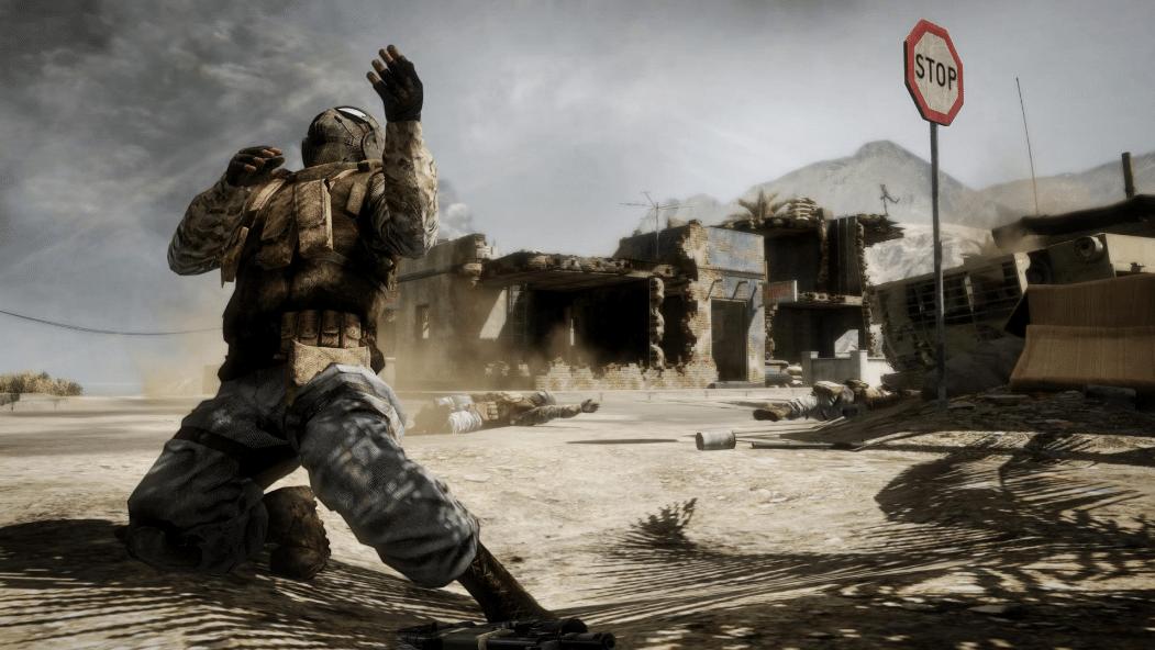 خرید استیم گیفت Battlefield Bad Company 2 اسکرین شات 2