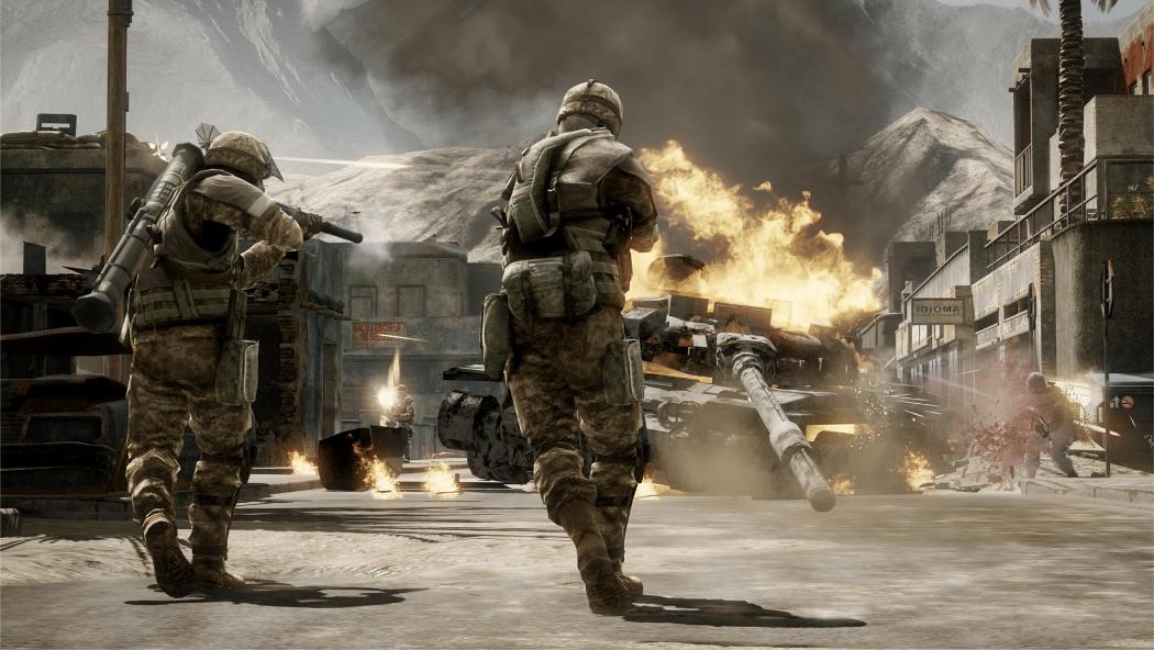 خرید استیم گیفت Battlefield Bad Company 2 اسکرین شات 1