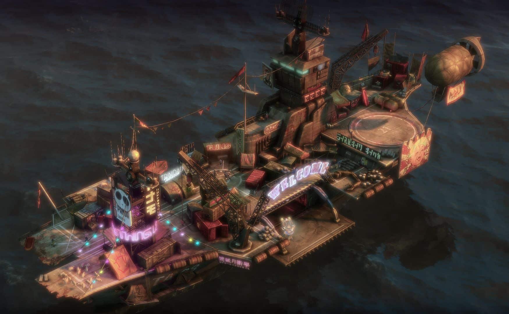 خرید دی ال سی Anno 2070 اسکرین شات 2