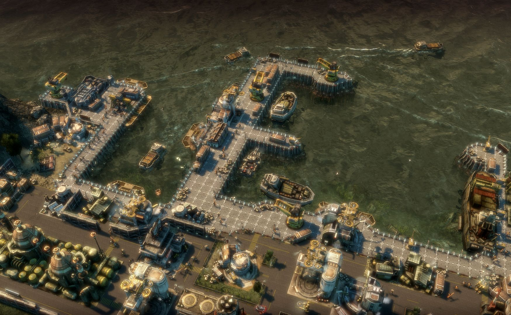 خرید دی ال سی Anno 2070 اسکرین شات 4