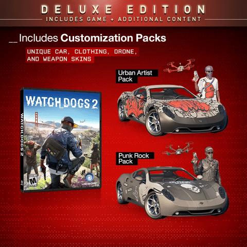 خرید سی دی کی Watch Dogs 2 UPlay اسکرین شات 5