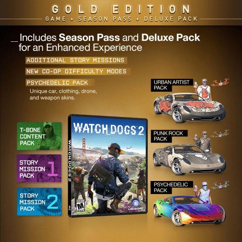 خرید سی دی کی Watch Dogs 2 UPlay اسکرین شات 4