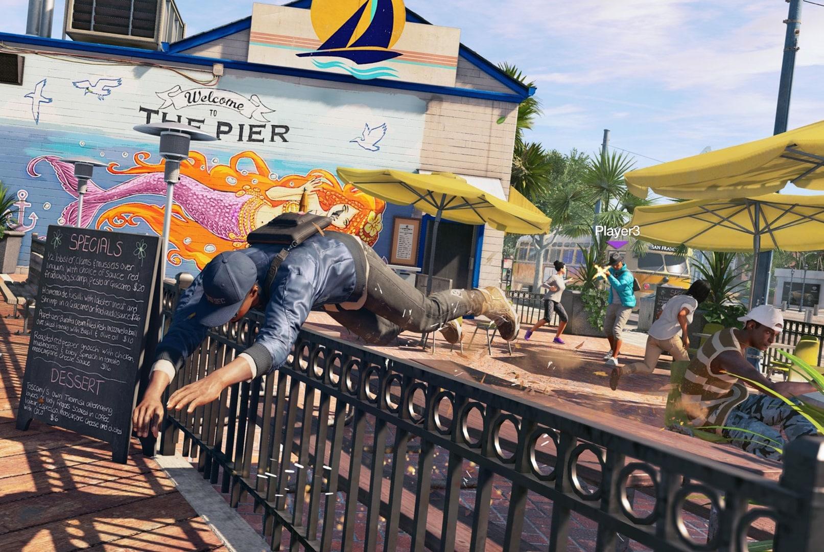خرید دی ال سی Watch Dogs 2 Steam Gift اسکرین شات 3