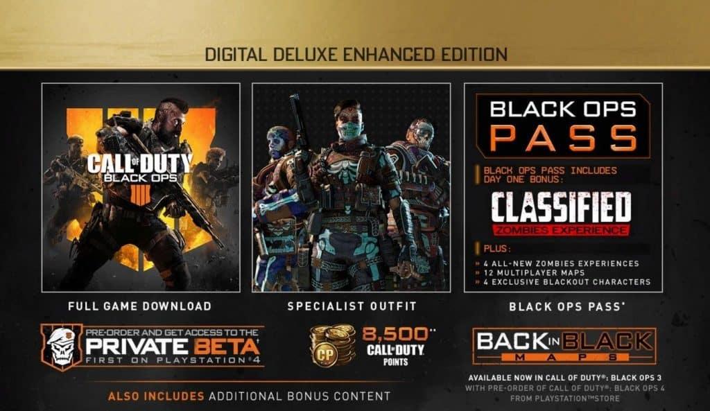 4 Call of Duty Black Ops اسکرین شات Digital Deluxe Enhanced Edition