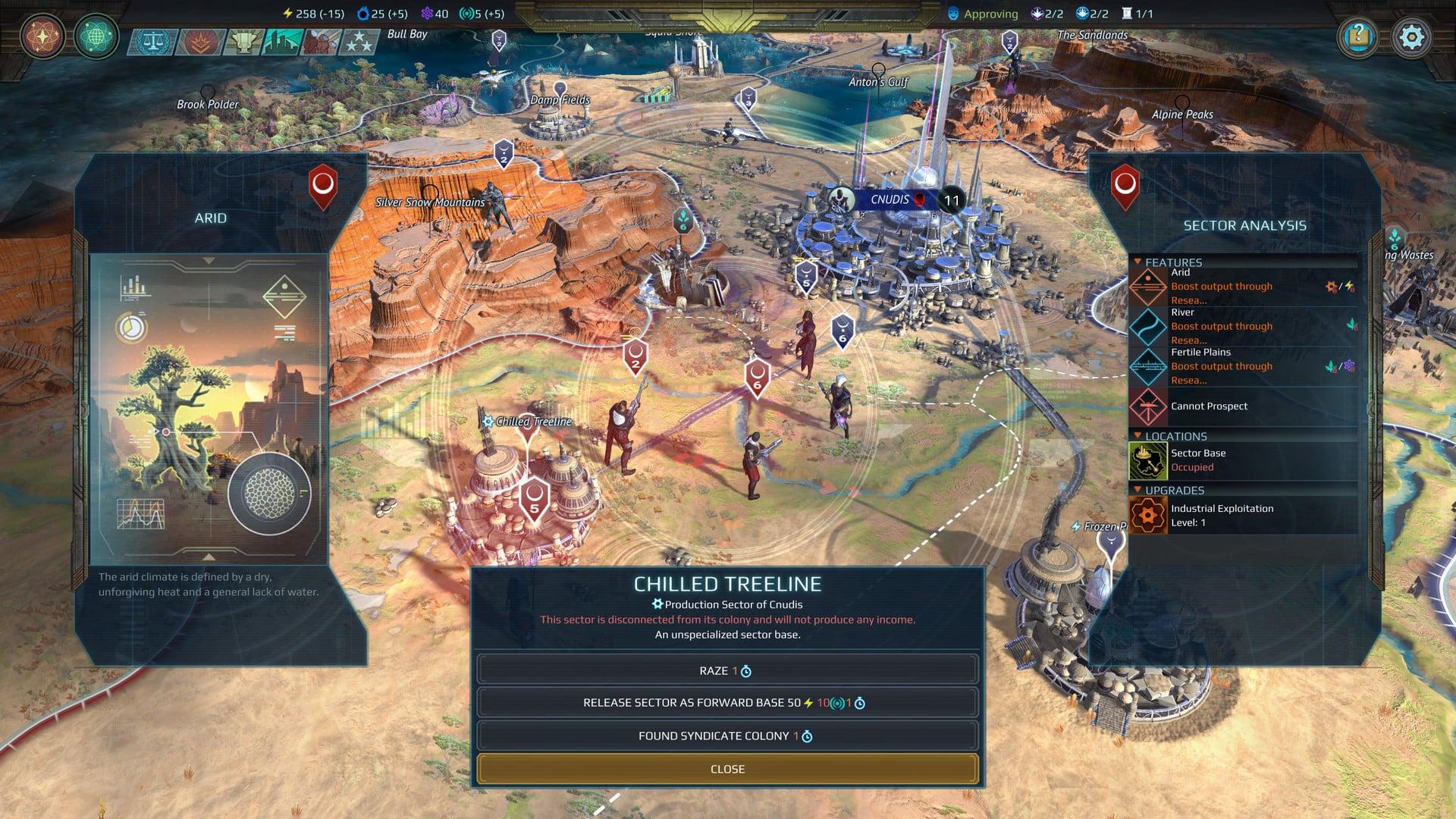 خرید استیم گیفت Age of Wonders: Planetfall اسکرین شات 2
