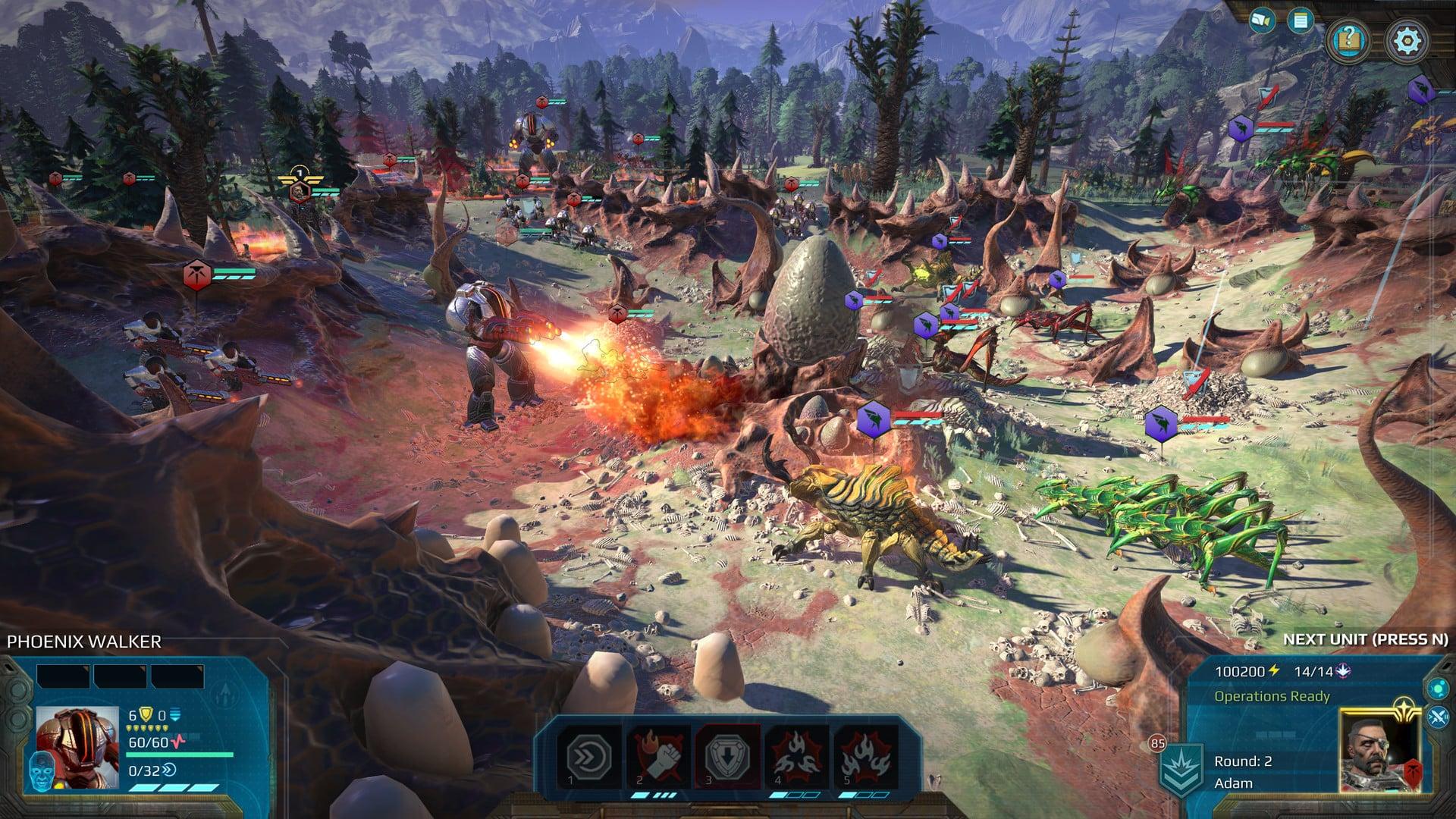 خرید دی ال سی Age of Wonders: Planetfall اسکرین شات 4