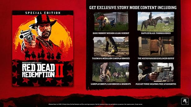 خرید سی دی کی Red Dead Redemption 2 اسکرین شات Special Edition