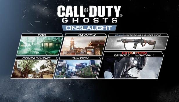 خرید استیم گیفت Call of Duty Ghosts Onslaught اسکرین شات 4