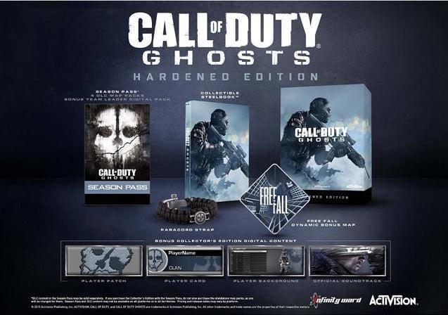 خرید استیم گیفت Call of Duty Ghosts Hardened Edition اسکرین شات 5