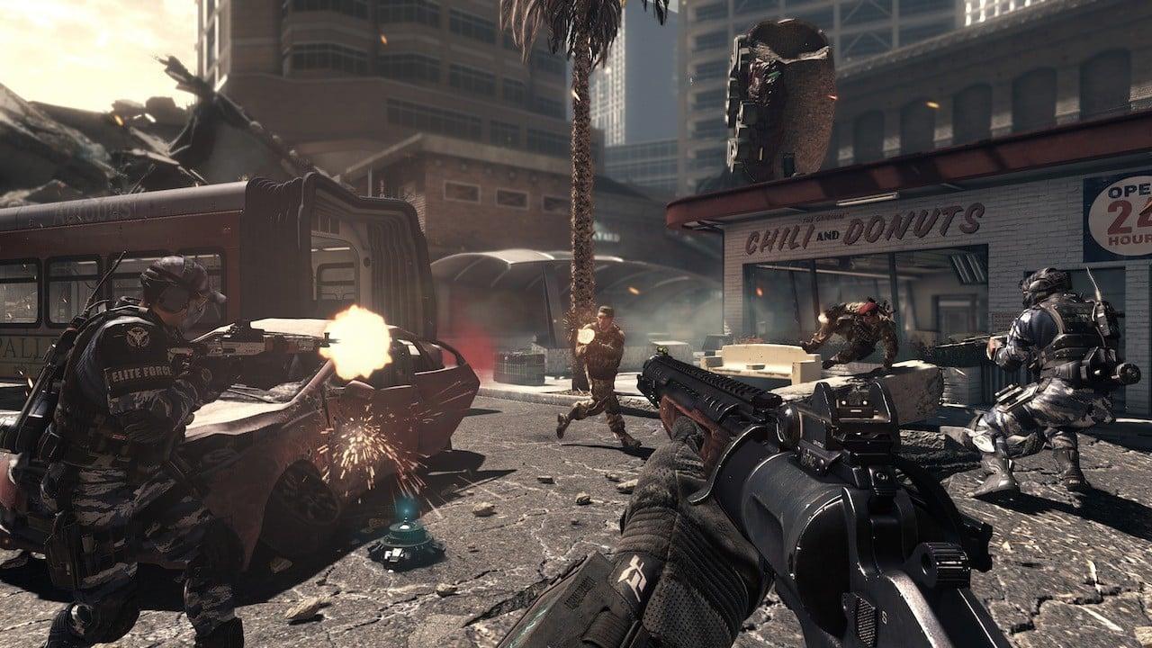 خرید استیم گیفت Call of Duty Ghosts اسکرین شات 1