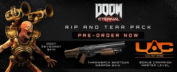 خرید استیم گیفت Doom Eternal اسکرین شات Eternal Edition