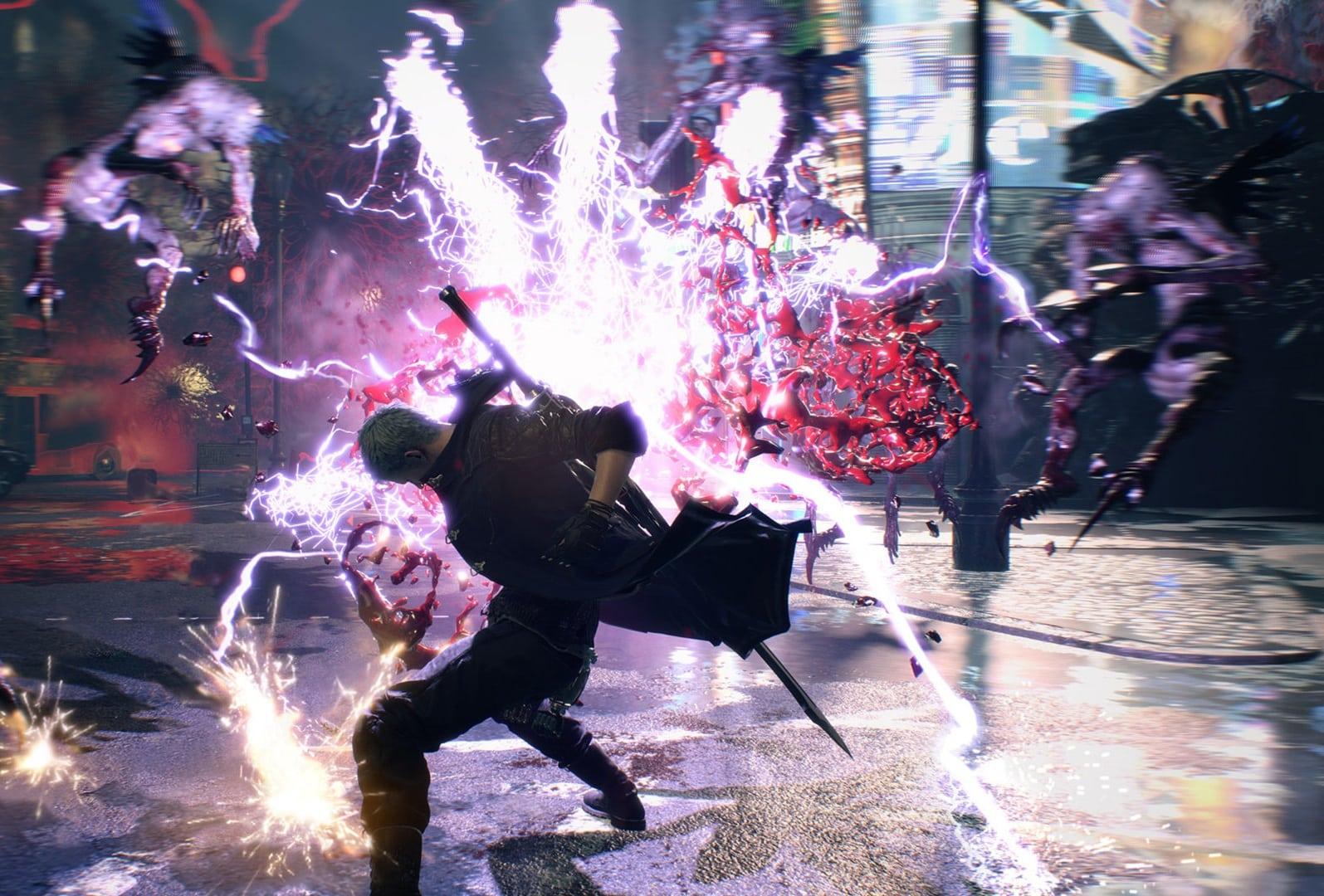 خرید دی ال سی Devil May Cry 5 اسکرین شات 1