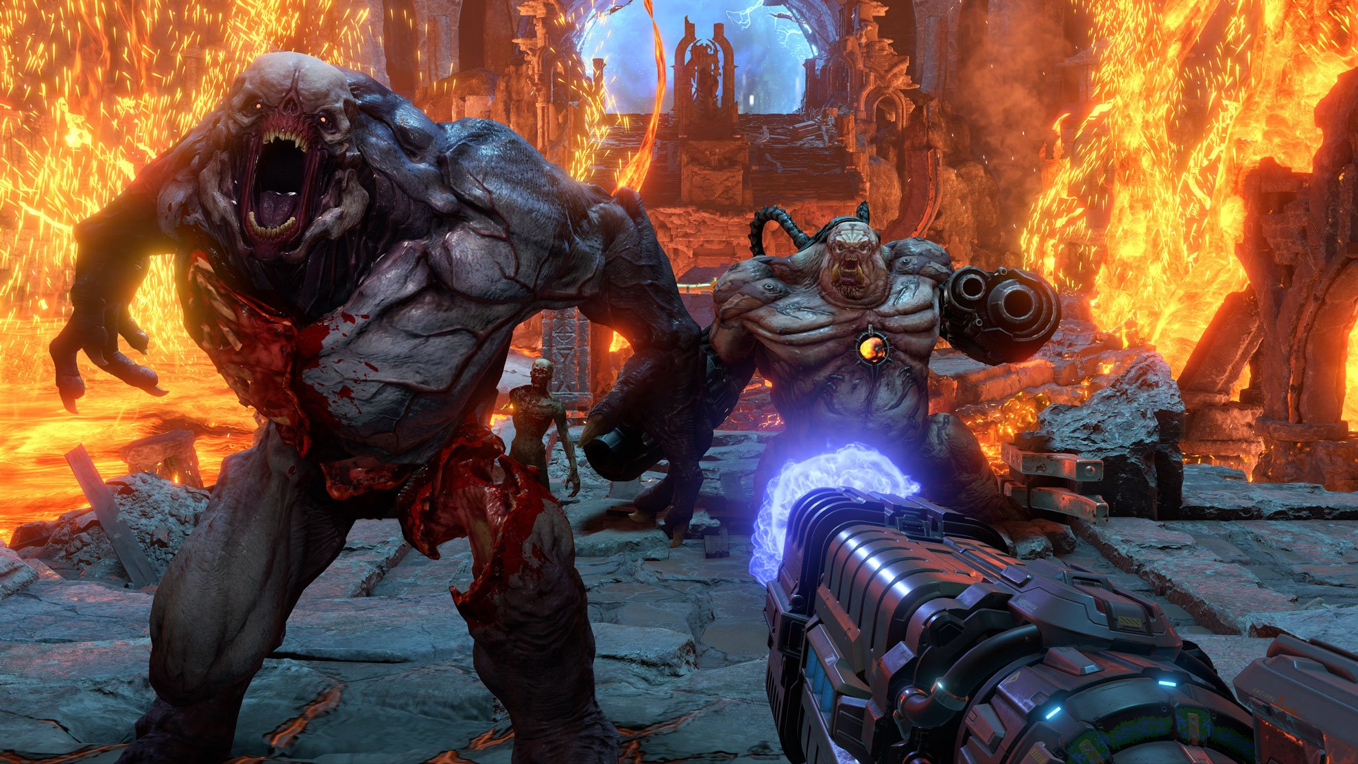 خرید استیم گیفت Doom Eternal اسکرین شات 3