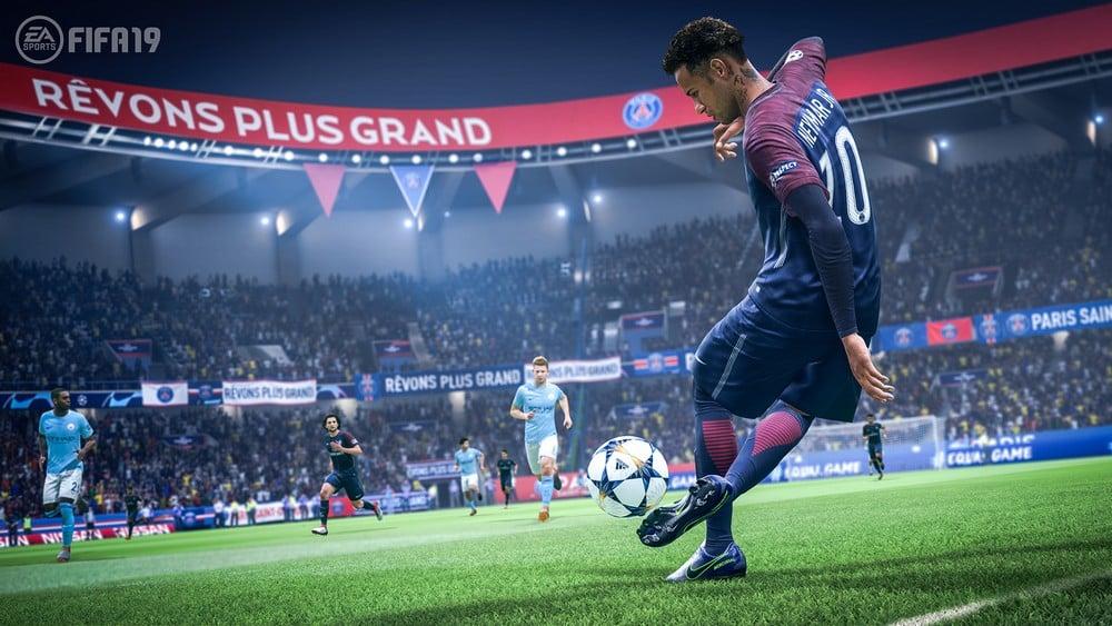 خرید سی دی کی FIFA 19 اسکرین شات 1