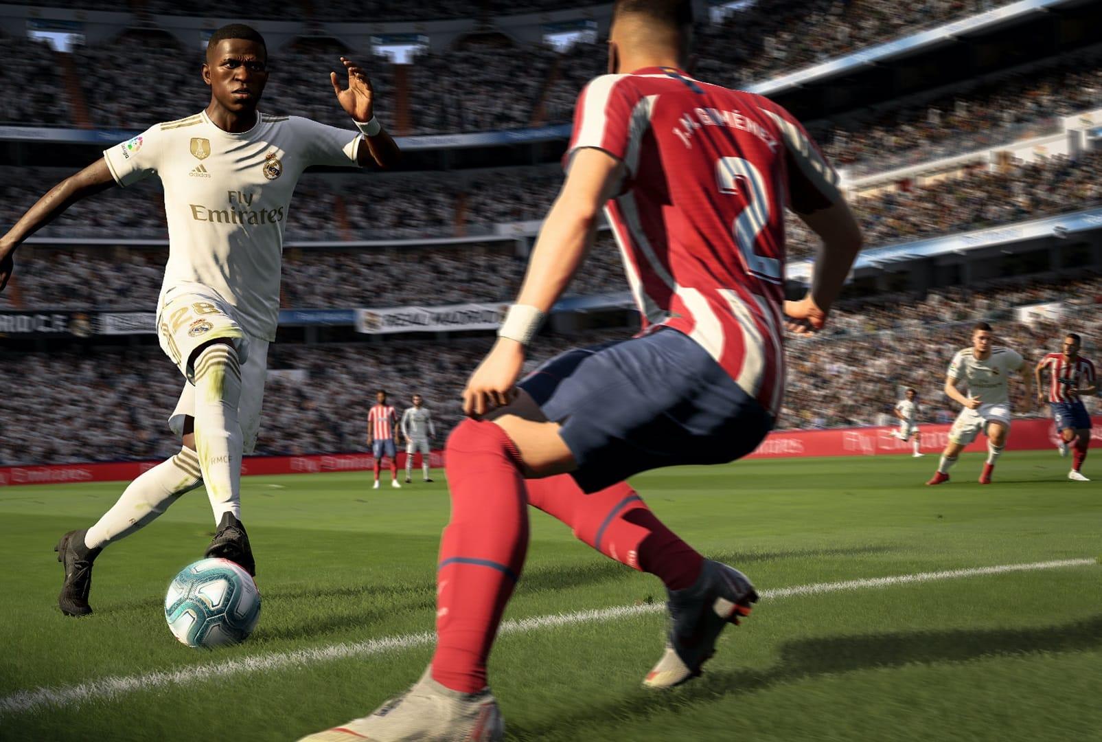 خرید سی دی کی FIFA 20 اسکرین شات 2