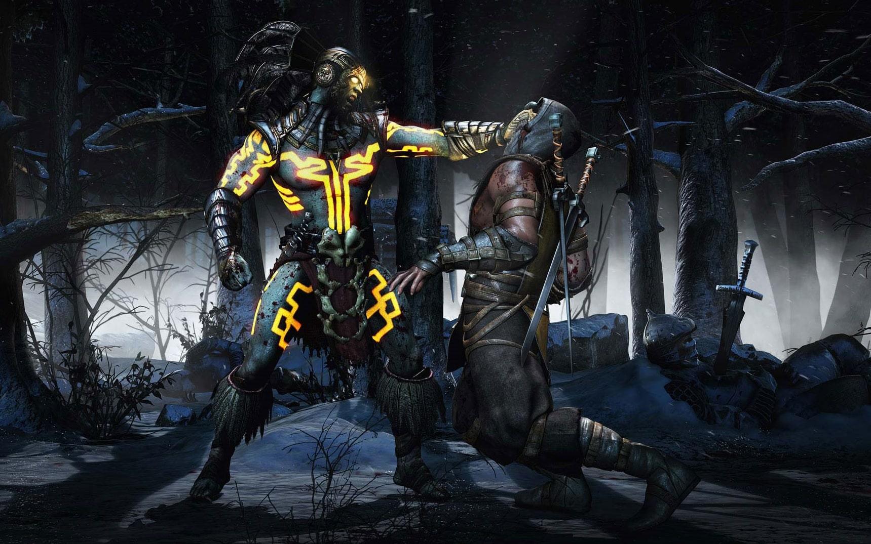 خرید استیم گیفت Mortal Kombat X اسکرین شات 3