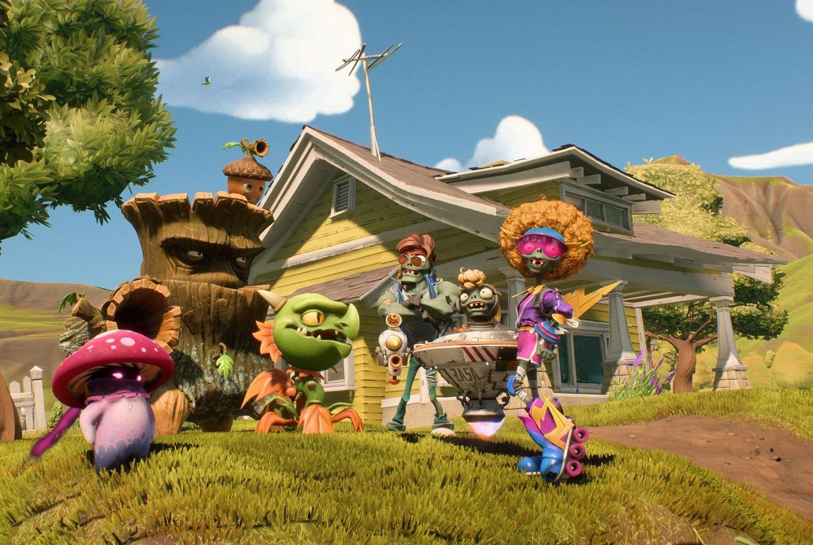 خرید سی دی کی Plants vs Zombies Battle for Neighborville اسکرین شات 2