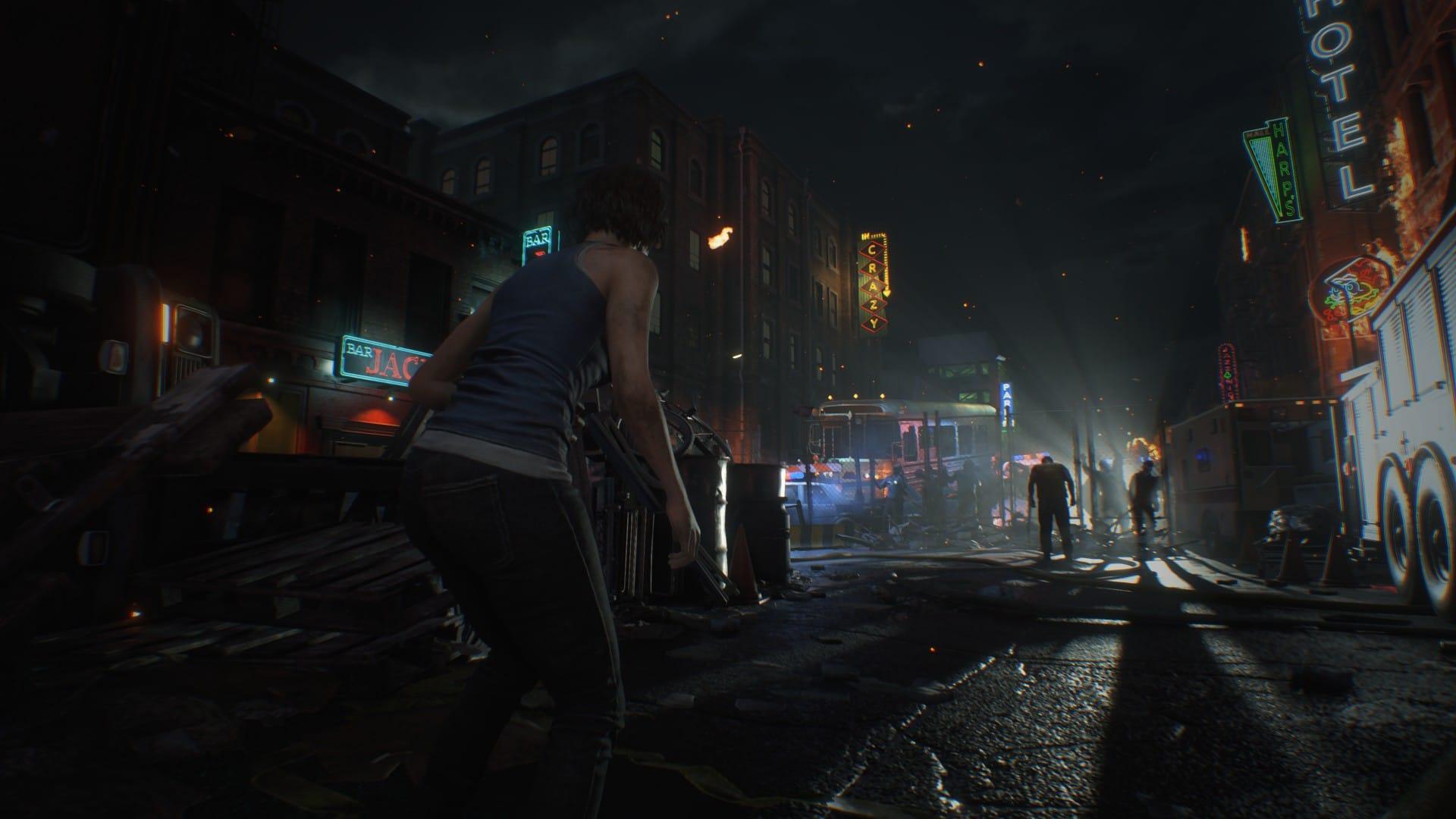 خرید استیم گیفت Resident Evil 3 اسکرین شات 1
