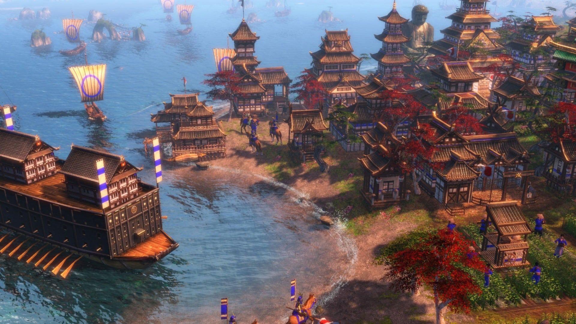 خرید استیم گیفت Age of Empires III Complete Collection اسکرین شات 1