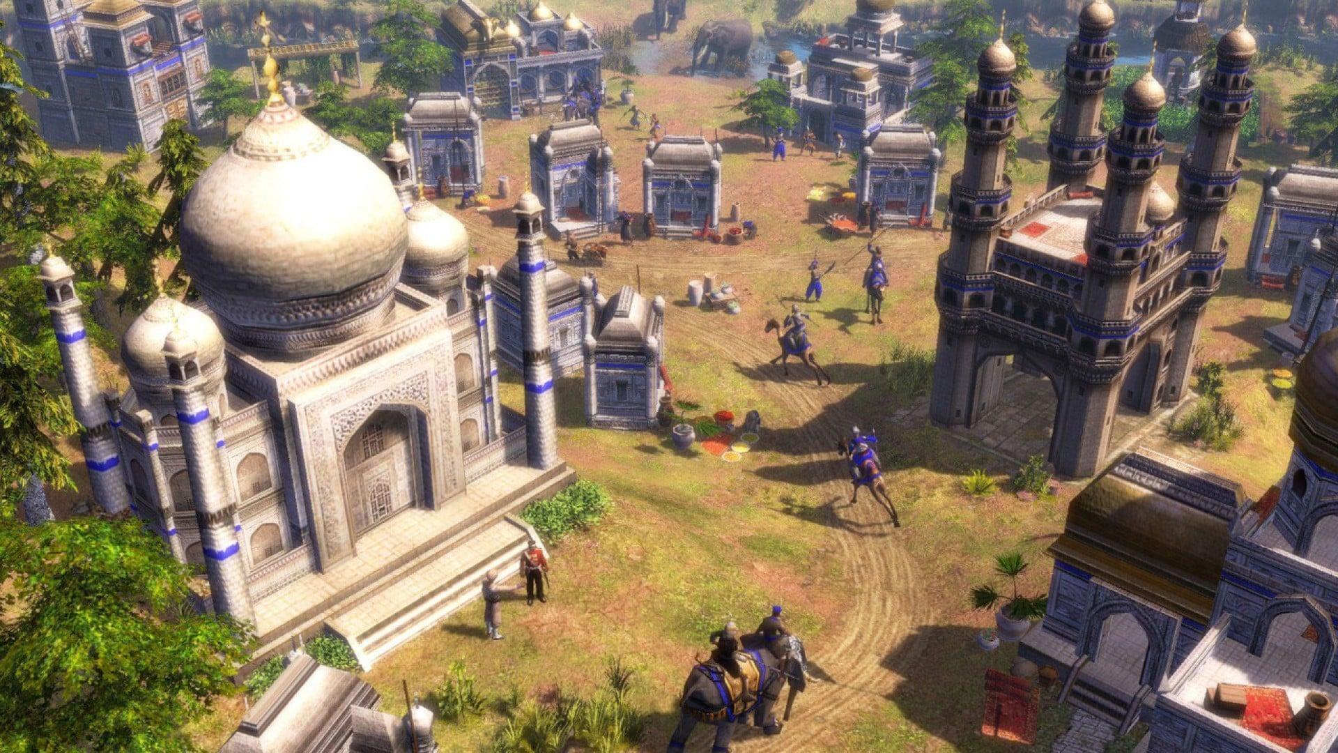خرید استیم گیفت Age of Empires III Complete Collection اسکرین شات 3