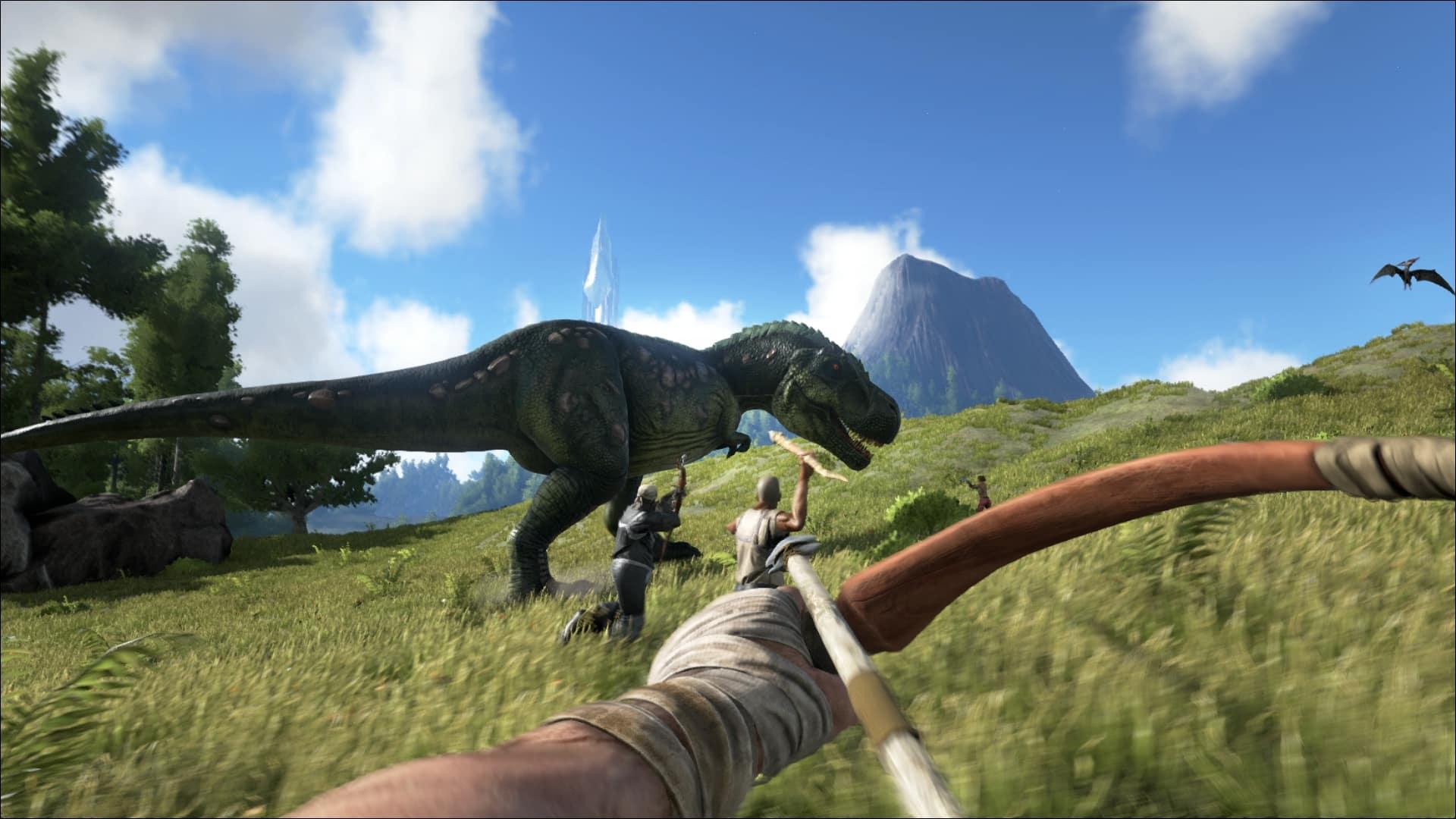 خرید استیم گیفت ARK : Survival Evolved اسکرین شات 1