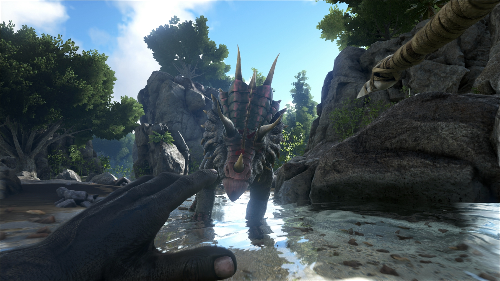 خرید استیم گیفت ARK : Survival Evolved اسکرین شات 2