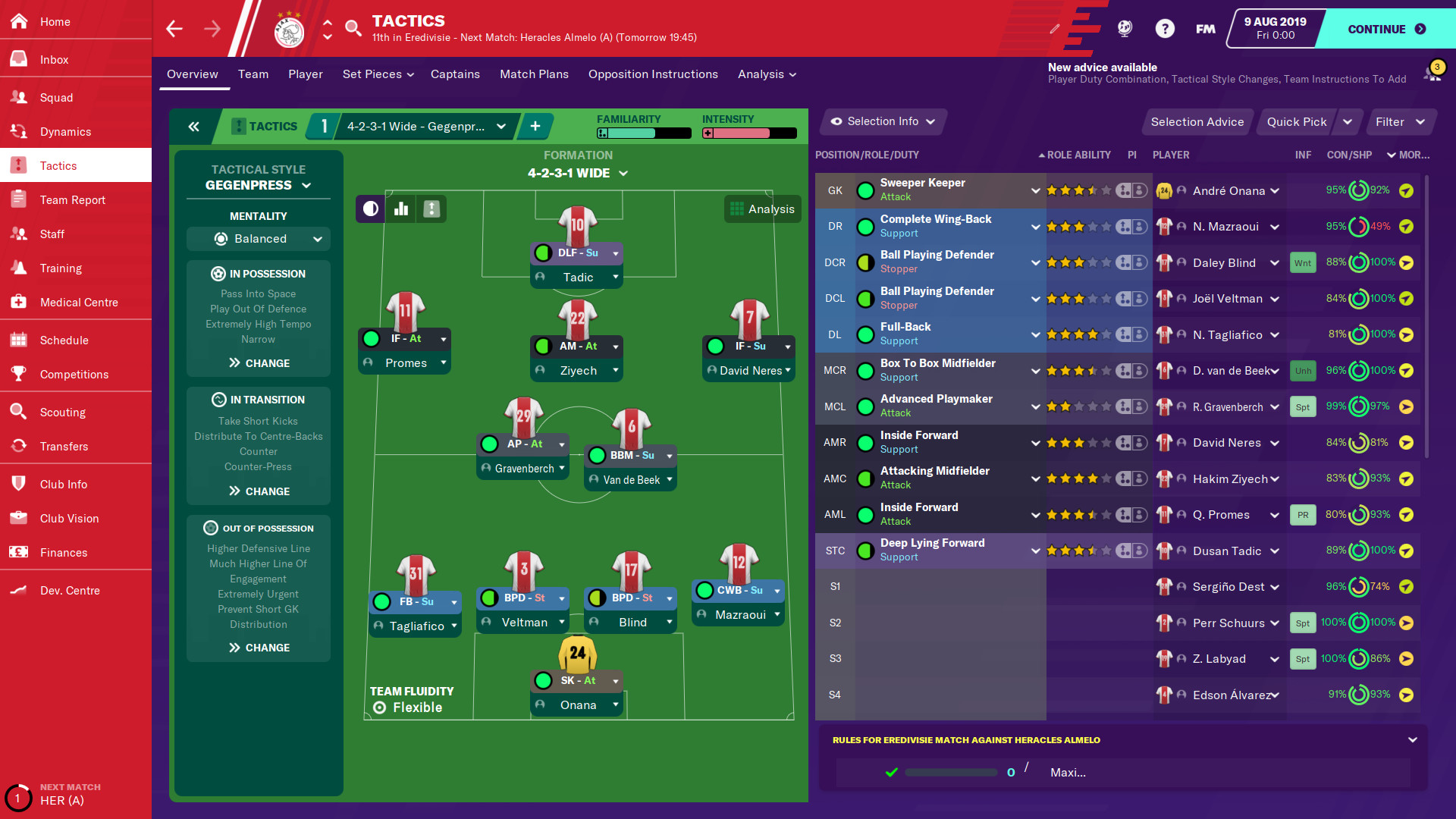 خرید استیم گیفت Football Manager 2020 اسکرین شات 2
