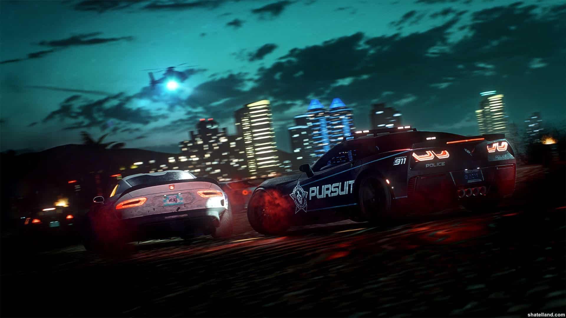 خرید سی دی کی Need for Speed Heat اسکرین شات 2