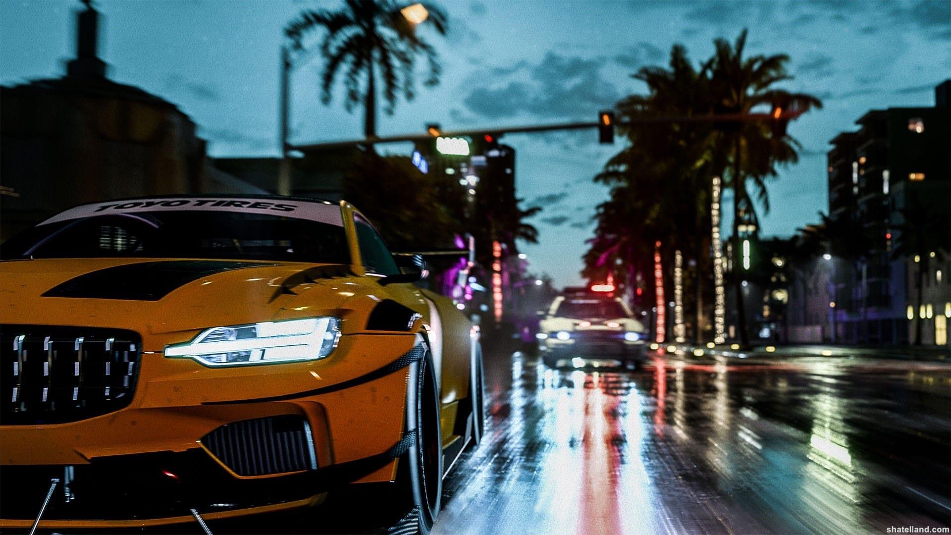 خرید سی دی کی Need for Speed Heat اسکرین شات 3