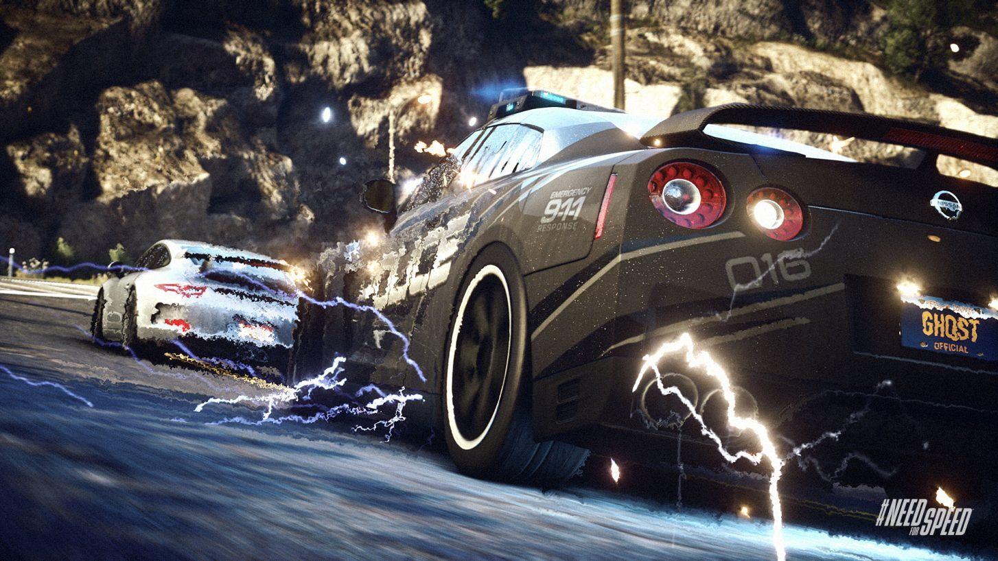 خرید سی دی کی Need For Speed Rivals اسکرین شات 1