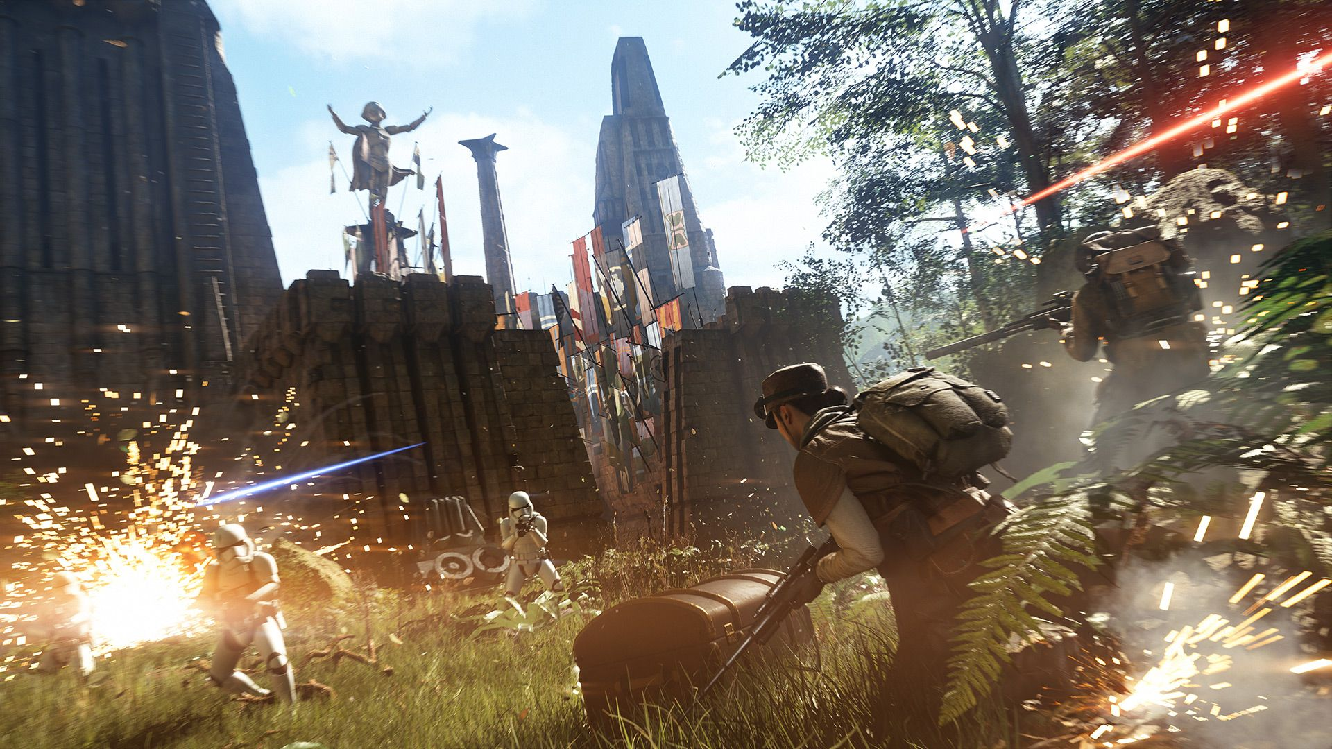 خرید سی دی کی Star Wars: Battlefront II اسکرین شات 3
