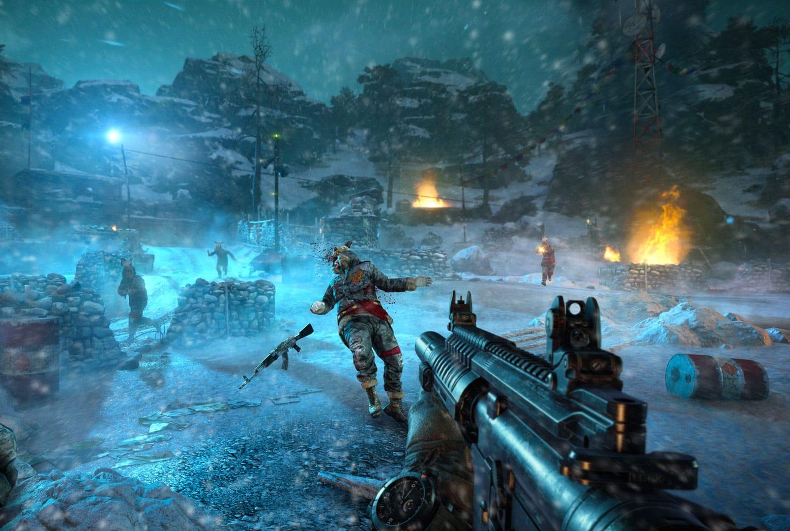 خرید دی ال سی Far Cry 4 اسکرین شات 1