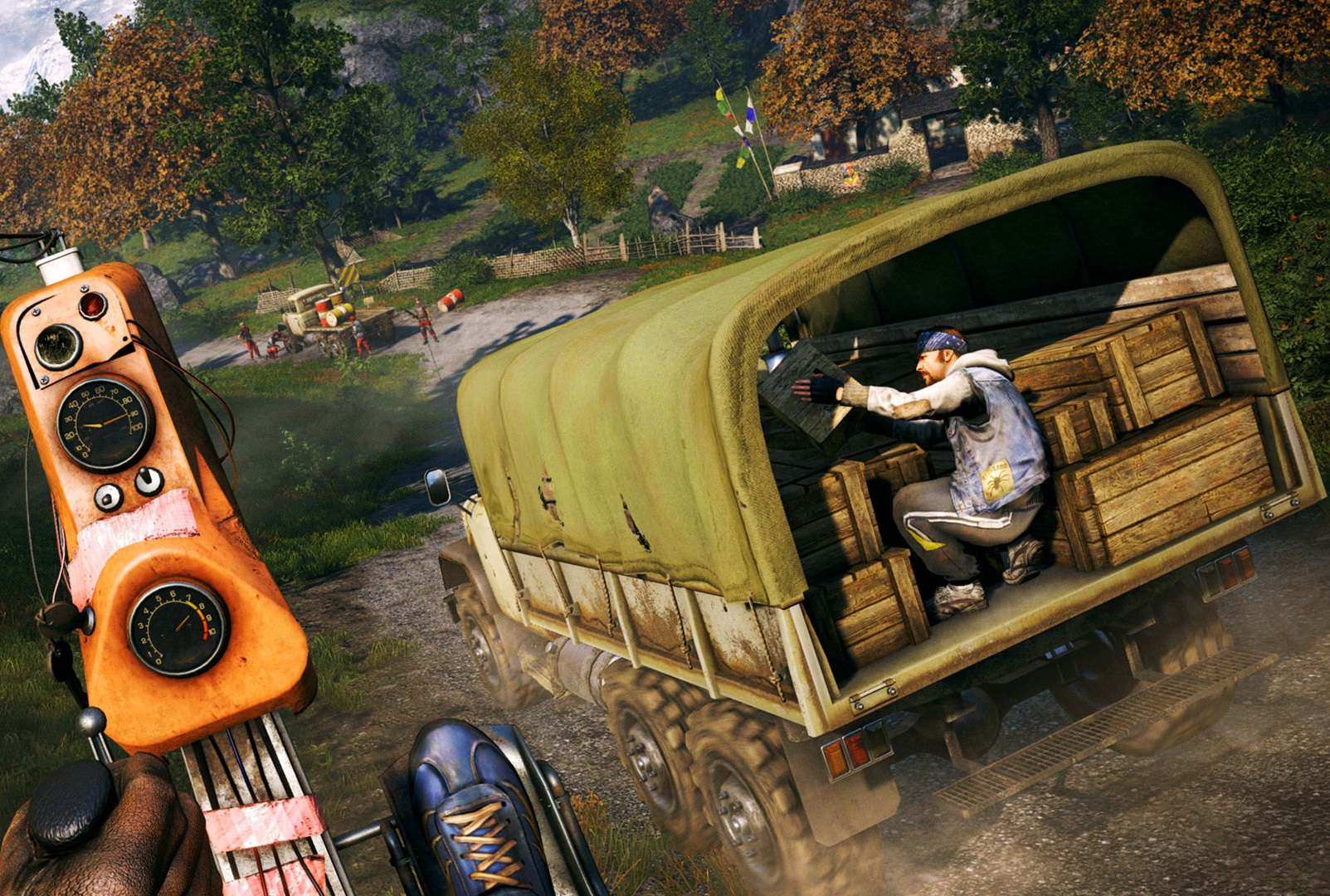 خرید دی ال سی Far Cry 4 اسکرین شات 2