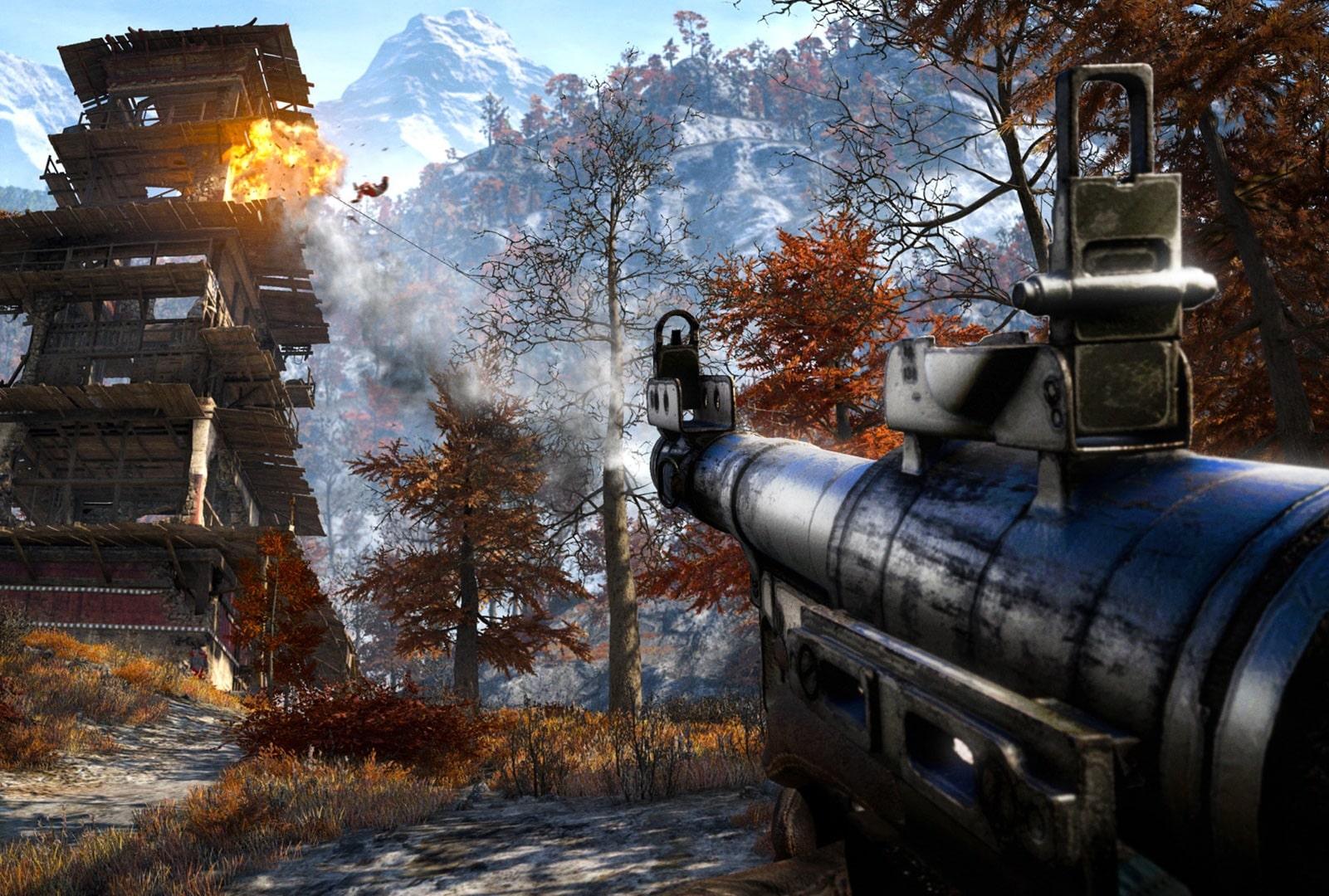 خرید دی ال سی Far Cry 4 اسکرین شات 3