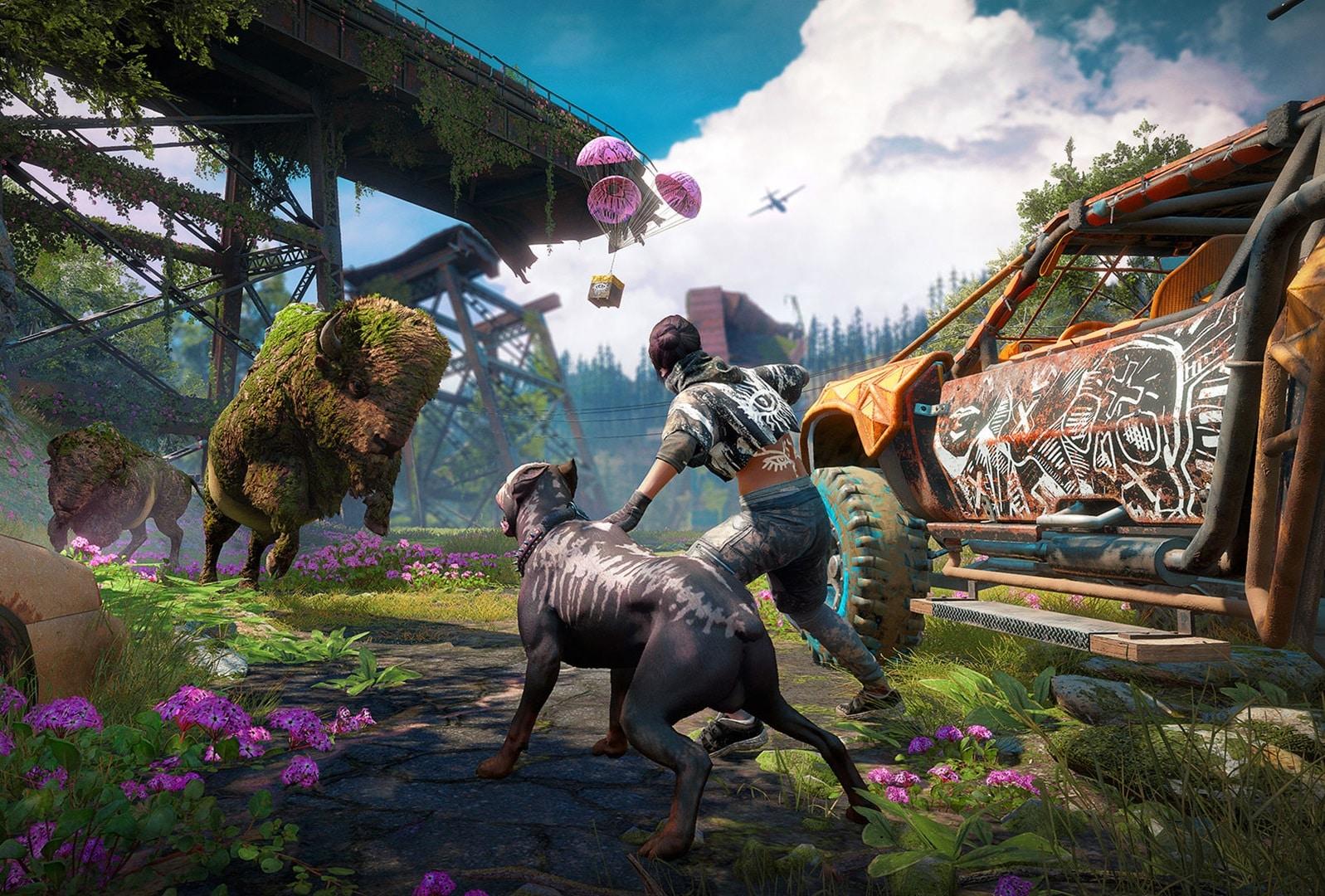 خرید سی دی کی Far Cry New Dawn اسکرین شات 1