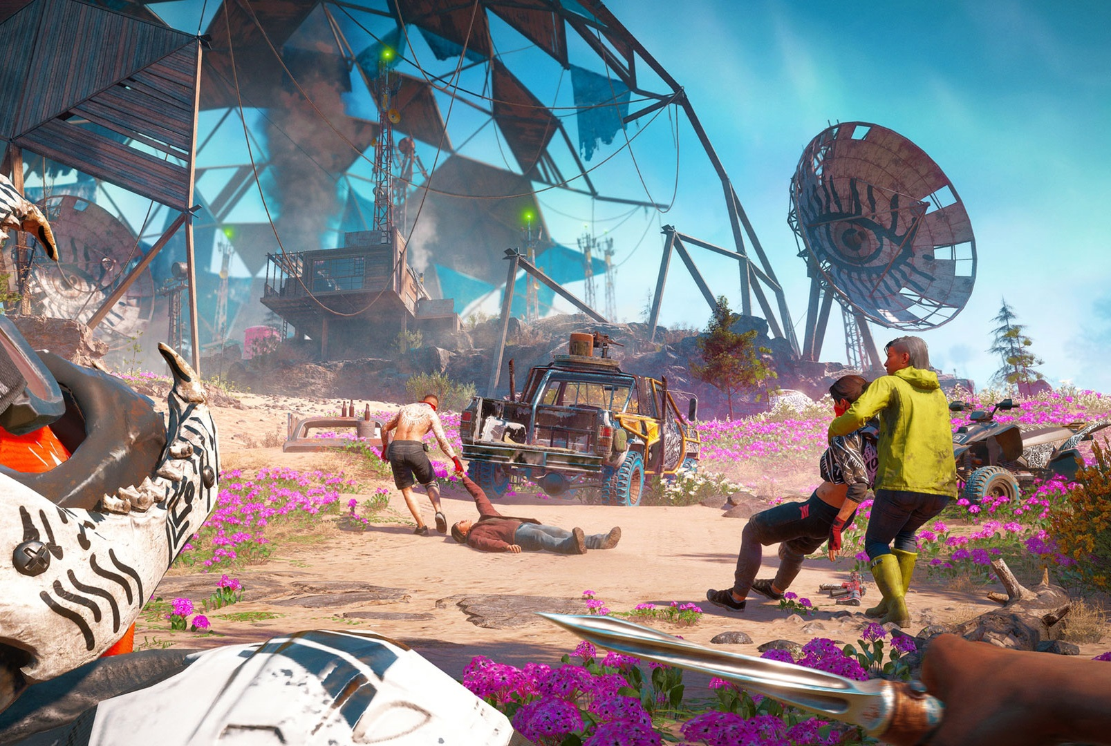 خرید سی دی کی Far Cry New Dawn اسکرین شات 2