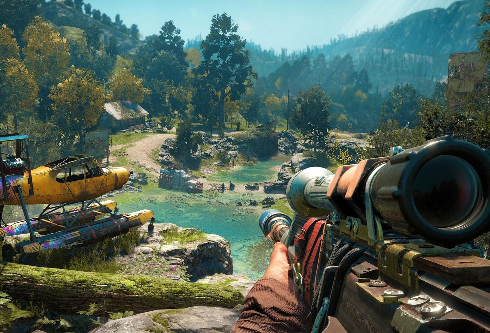 خرید سی دی کی Far Cry New Dawn اسکرین شات 4