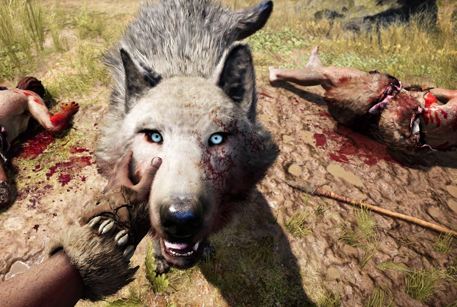 خرید سی دی کی Far Cry Primal اسکرین شات 2