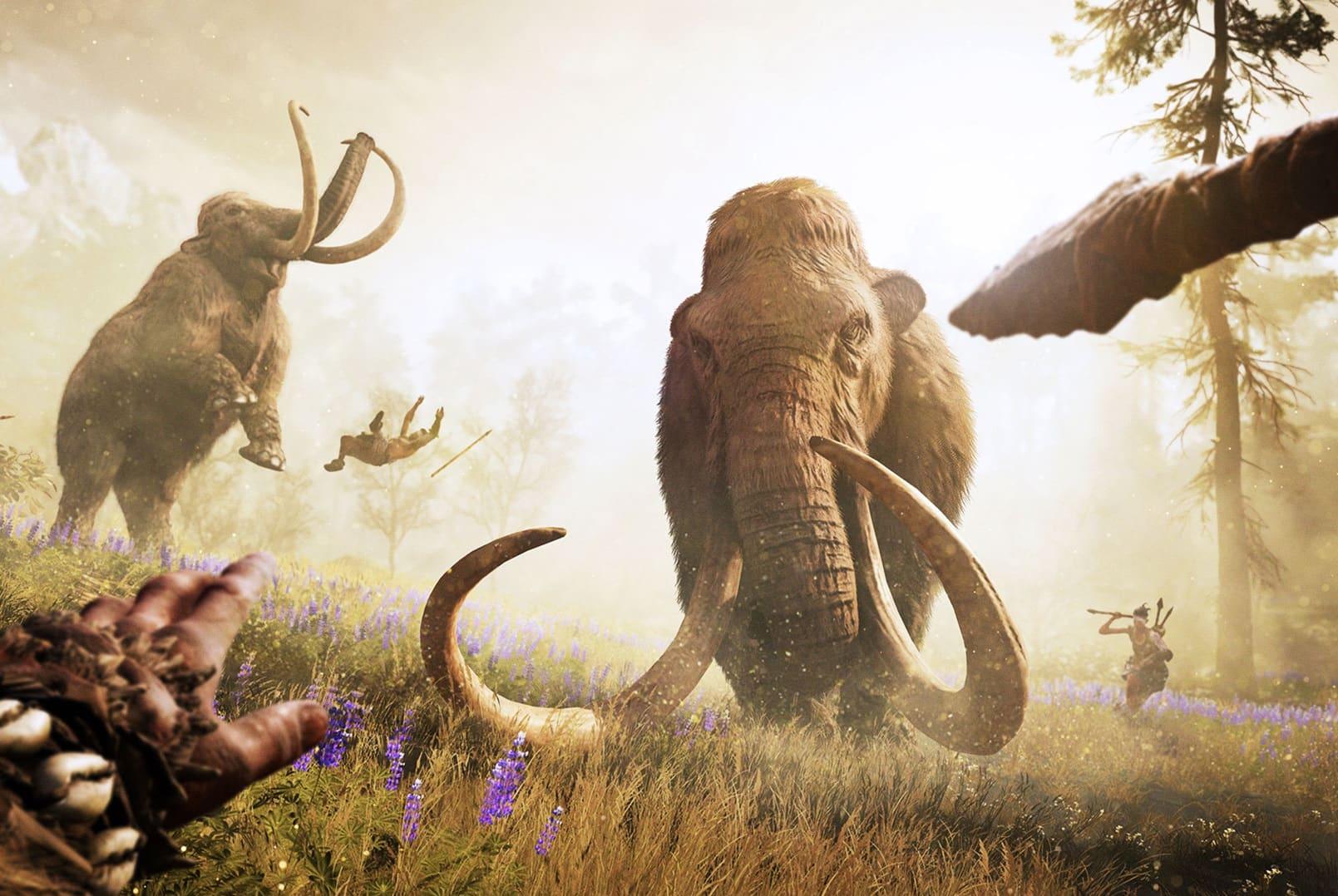 خرید سی دی کی Far Cry Primal اسکرین شات 3