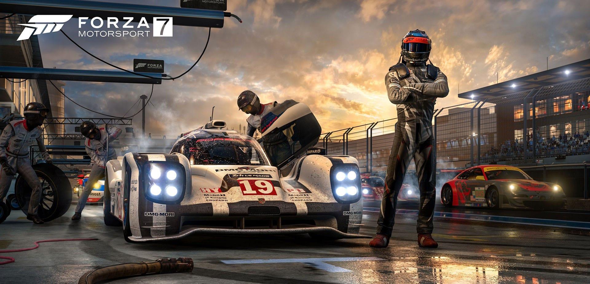 خرید سی دی کی Forza Motorsport 7 اسکرین شات 4