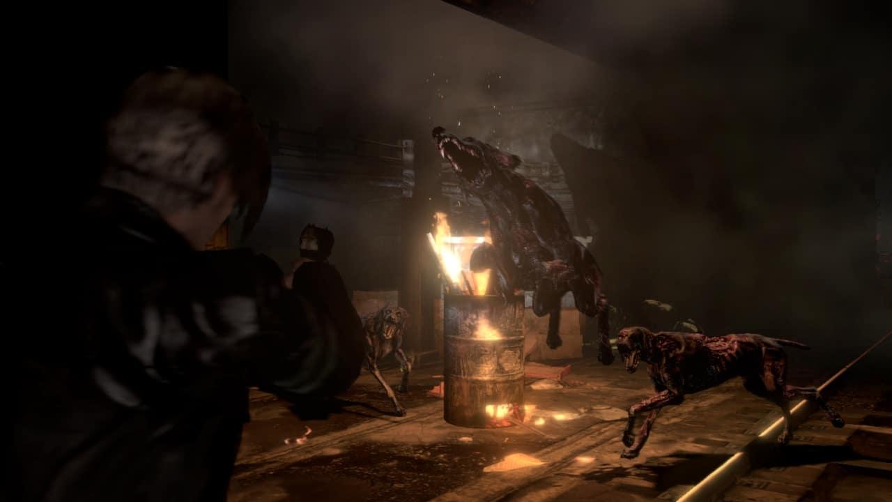 خرید استیم گیفت Resident Evil 6 اسکرین شات 1