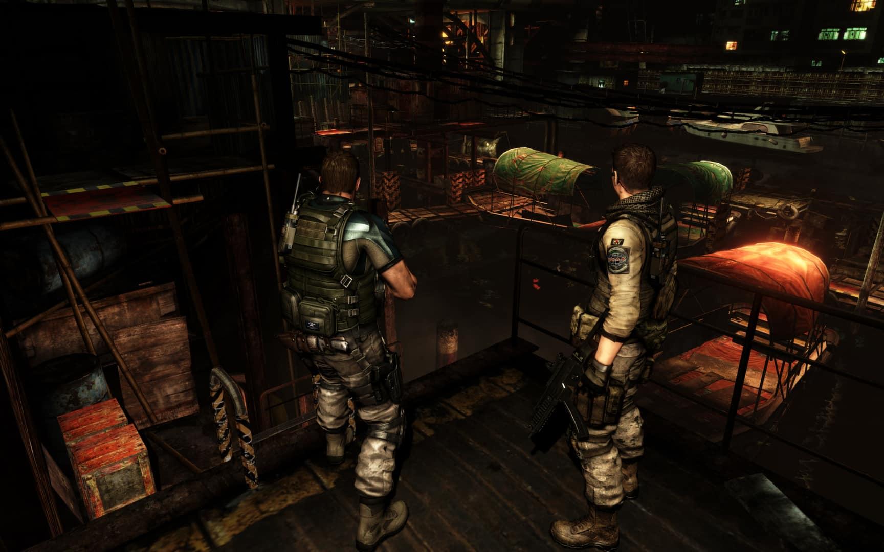 خرید استیم گیفت Resident Evil 6 اسکرین شات 4