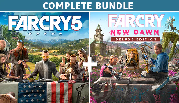 خرید سی دی کی Far Cry New Dawn Complete Bundle