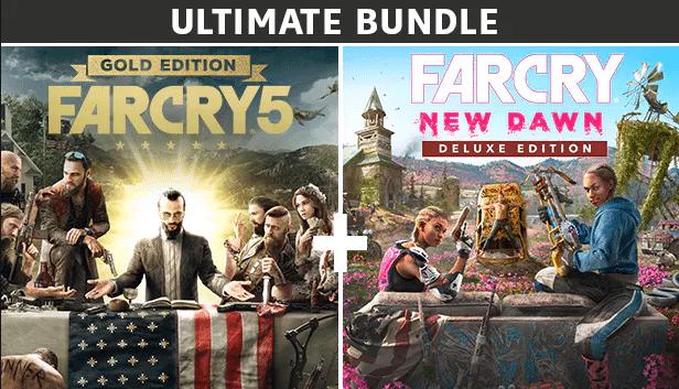 خرید سی دی کی Far Cry New Dawn Ultimate Bundle