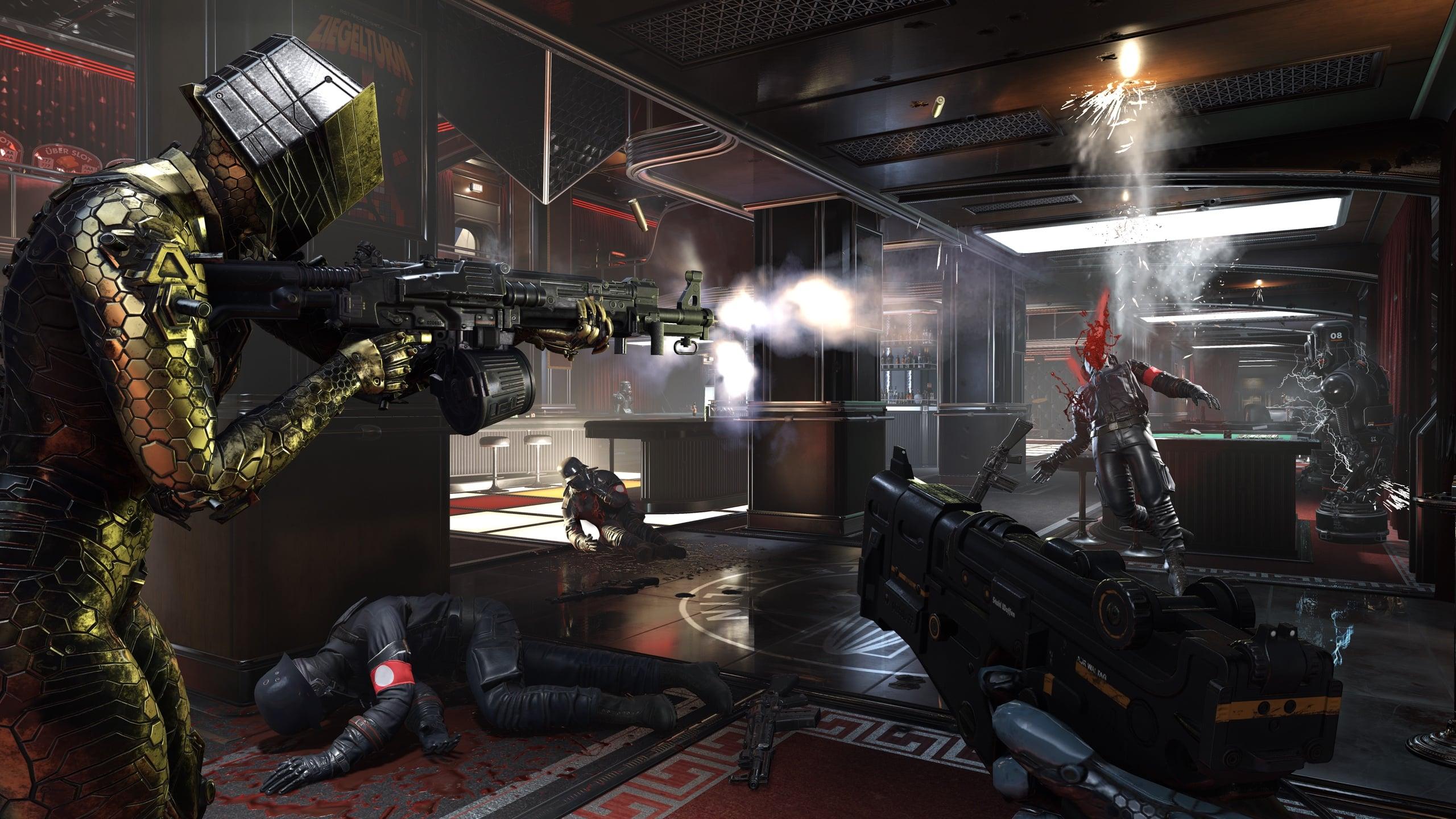 خرید سی دی کی Wolfenstein: Youngblood Bethesda اسکرین شات 2