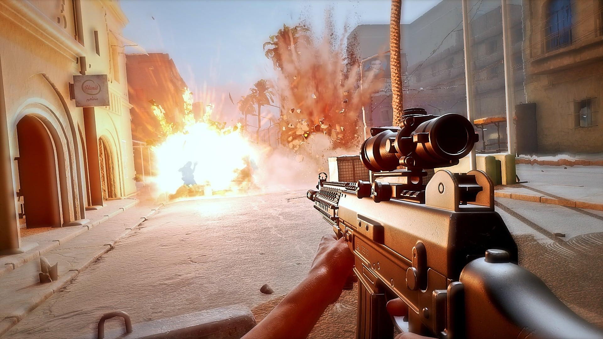خرید استیم گیفت Insurgency: Sandstorm اسکرین شات 2