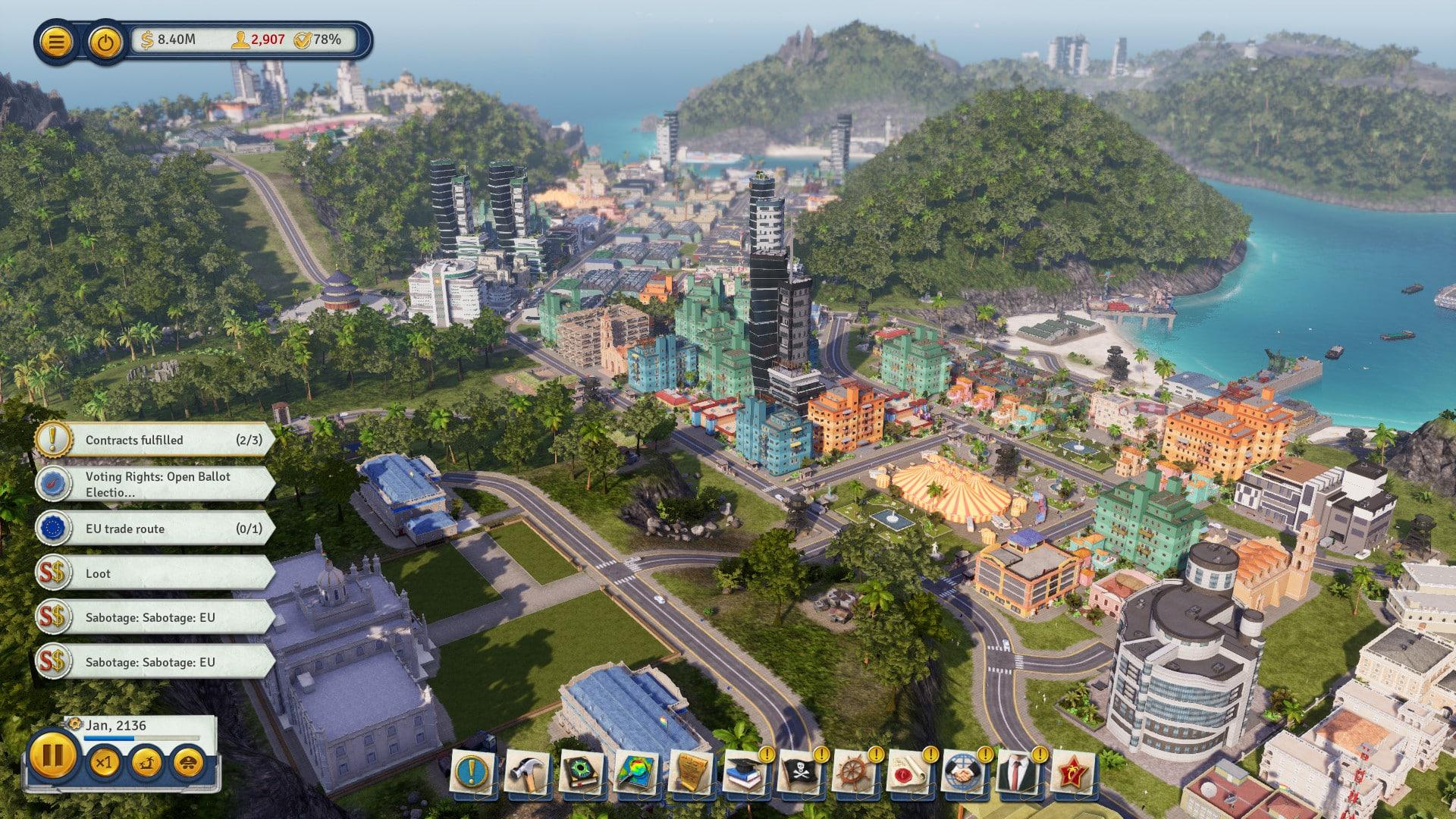 خرید دی ال سی Tropico 6 اسکرین شات 1